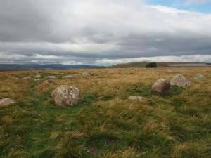 The Oddendale Stone Circle