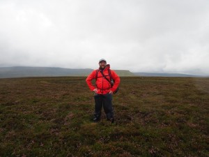 On the 'top' of Dead Man's Hill