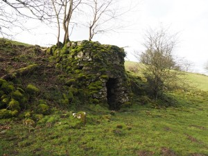 An old lime kiln