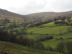 Green Hill above Gastack Beck