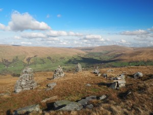 Dentdale from Megger Stones
