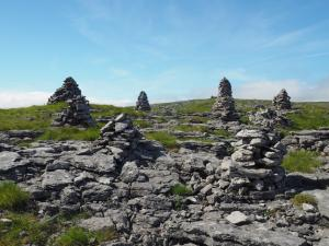 Some more of the cairns