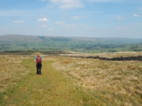 Descending the Pennine Way