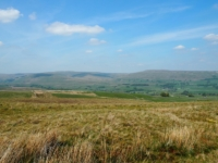 Great Shunner Fell and Lovely Seat