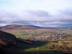 Reeth and Calver Hill