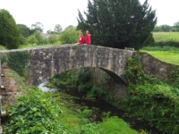 A bridge over the River Skell