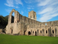A last look at Fountains Abbey