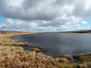 Fountains Fell Tarn