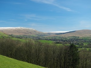 A view of Garsdale