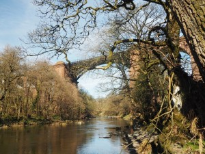 Another view of the Lune Viaduct