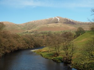 Fell Head and the River Lune