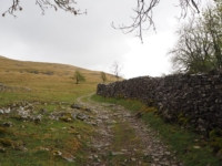 The leading out of Conistone