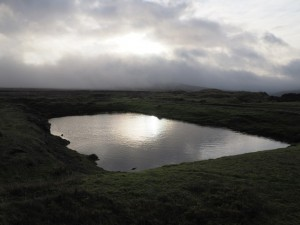 Another small reservoir, this time above Cupola Corner