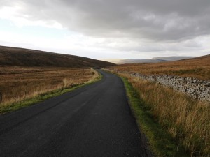 The road to Dent Head