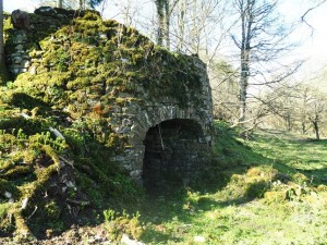 A kiln near St Simon's Chapel
