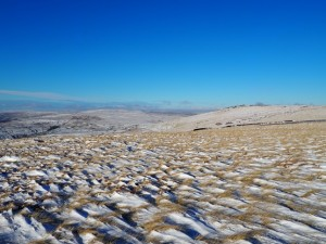 Great Whernside from Sweet Hill