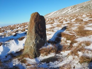 The boundary stone below Hill End