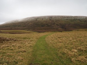 Great Whernside from Little Hunters Sleets