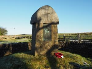 Greenhow's war memorial