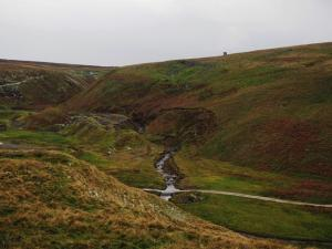 The mines of Brandstone Beck