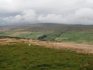 Little Fell and upper Wensleydale