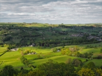 Nidderdale from Crocodile Rock