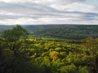 A view of Nidderdale from Guise Cliff
