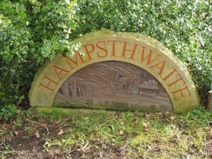 Returning to Hampsthwaite