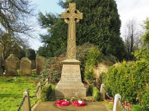 The Hampsthwaite War Memorial
