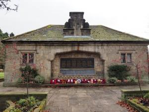 The Addingham war memorial