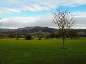 Looking towards The Old Pike from the golf club