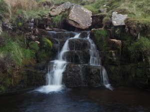 Waterfall in Nor Gill