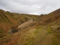 More mine workings in Bolton Gill