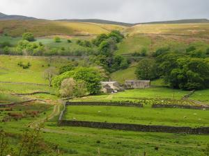 The farm at Deep Gill