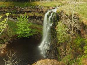 Another view of Hell Gill Force