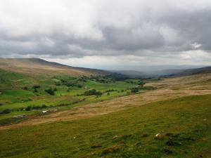 Mallerstang from the High Way