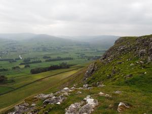Wensleydale from High Clint