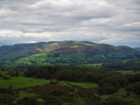 The Howgill Fells from Park Hill