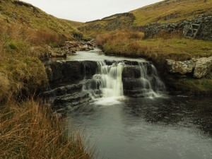 Another of the waterfalls in Great Sled Dale