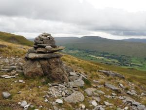 Cairn on High Brae