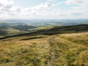 The Eden valley