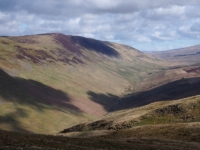 Calf Top and Barbondale from Hoggs Hill
