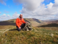 On the top of Hoggs Hill