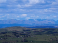 Another view of the Lakeland Fells