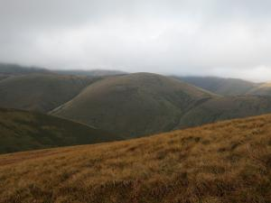 Hazelgill Top above Bowderdale