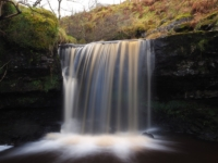 Another waterfall in Bouther Gill