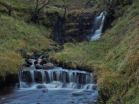 The penultimate waterfall I visited