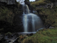 The final waterfall I visited in Bouther Gill