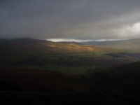 Another patch of light on Yockenthwaite Moor