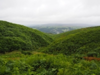 Walking around the top of Spicey Gill